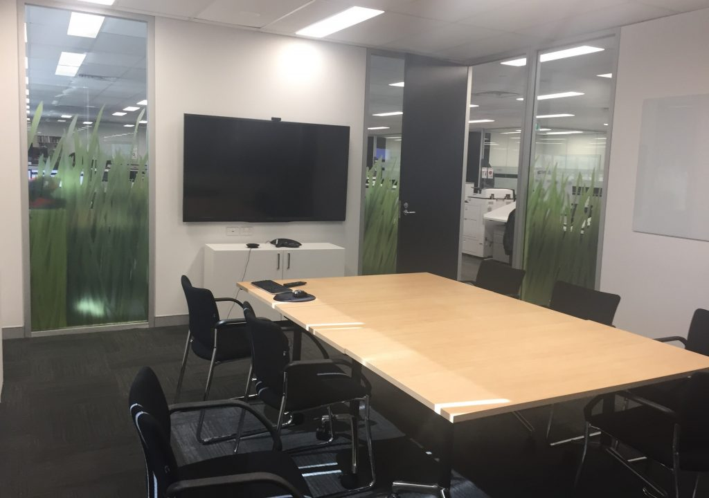 Aurion Toowong office meeting room