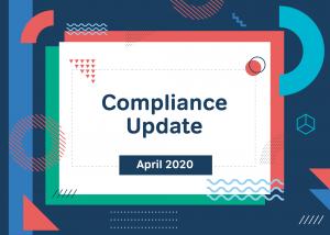 Compliance Update April 2020
