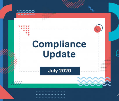 Aurion July 2020 Compliance Update